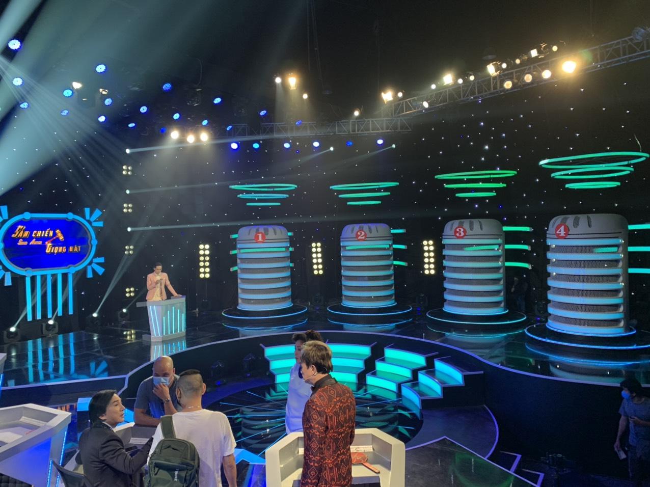 """""""Tuyển qua hình"""" khán giả đặc biệt - xinh đẹp quay hình: Sàn chiến giọng hát ngày 7, 9, 10/5/2020"""