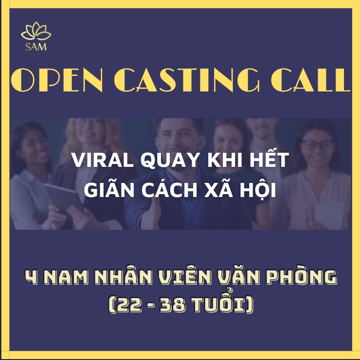 CASTING CALL - NEW VIRAL