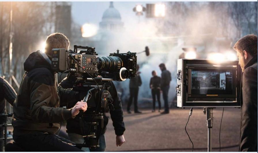 Làm phim, tất cả có bao nhiêu bộ phận?